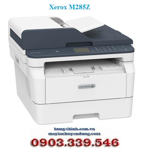 in laser da nang fuji xerox docuprint m285z copy scan fax duplex network wifi ct202877 ct202878