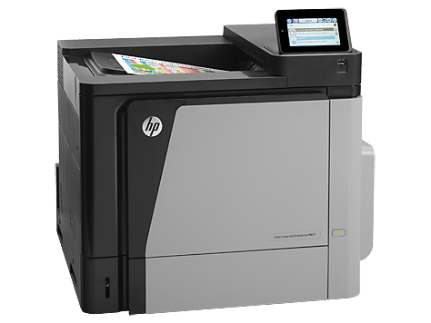 in laser mau hp laserjet enterprise m651dn duplex network wifi eprint cz256a hp652a hp654a