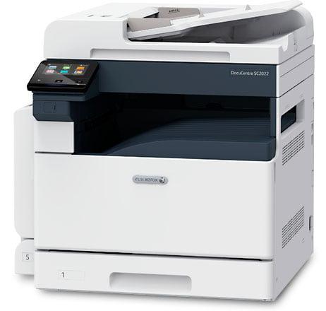 in mau da nang fuji xerox docucentre sc2022 in scan copy